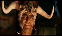 Mola Ram evil smile