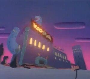 Coney Island Disco Palace