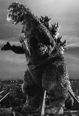 Godzilla 1954 Złoczyńcy Wiki Fandom Powered By Wikia