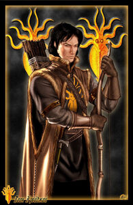 Theon Greyjoy Amoka