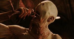 Pale man feast