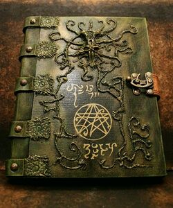 Necronomicon Grimoire