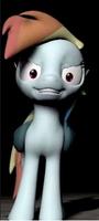 Rainbine's Evil Grin