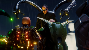 Doctor Octopus' Sinister Six