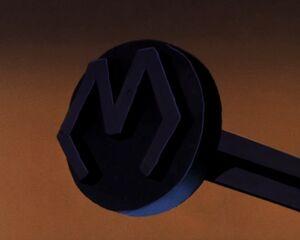 The Branding Iron of Morgaine Le Fey