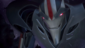Starscream's Grin