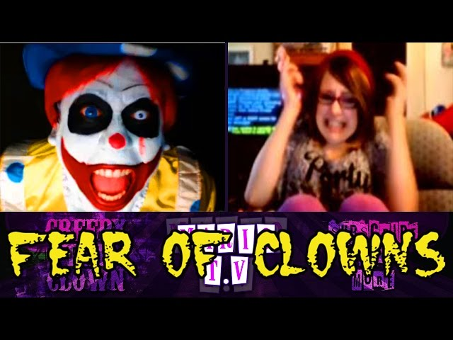 Fear | The Evil Wiki | FANDOM powered by Wikia  Coulrophobia