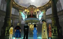 The Legendary SeeDs vs. Ultimecia