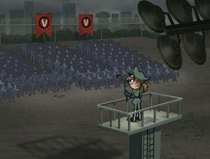 Vicky's Evil Future