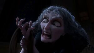 Mother Gothel old