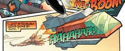 Eggman's Rocket Ship