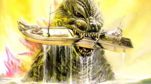 Legendarny Potwór - Godzilla