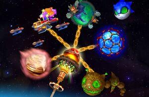 Incredible Interstellar Amusement Park