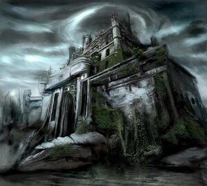 The Shandor Castle