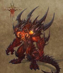 Diablo Lort of terror