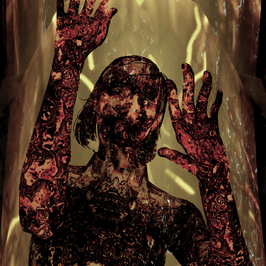 Collector victim disintegration