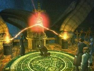 Demon's Gate Invocation