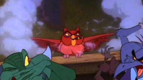 Scowl the Owl - The Baddest
