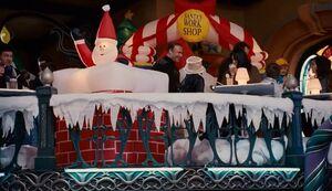 The Santa's Work Shop
