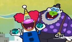 Clownophobia