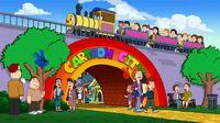 The Cartoon City
