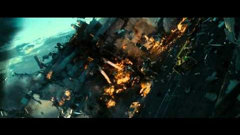 Transformers Revenge of the Fallen - Decepticons Assault Earth