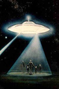 The Alien Abduction