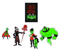The Circus Gothica Gang