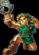 Young Link Slingshot
