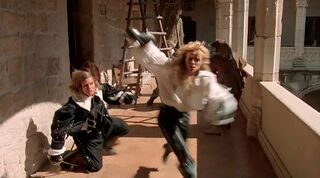 Justine de Winter (played by Kim Cattrall) The Return of the Musketeers 2337
