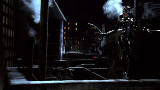 Selina Kyle-Catwoman (played by Michelle Pfeiffer) Batman Returns 57
