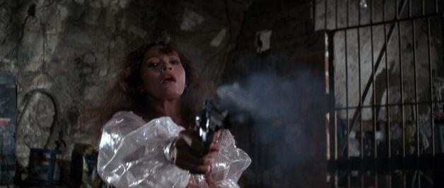 Fatima Blush (played by Barbara Carrera) Never Say Never Again 258