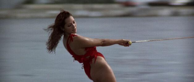 Fatima Blush (played by Barbara Carrera) Never Say Never Again 54-0