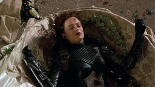 Jessica Priest in Spawn (played by Melinda Clarke) 151