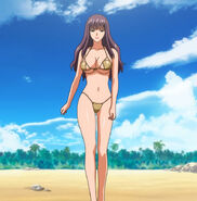 Aika R-16 - Risako Nagisa Beach Arrival