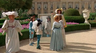 Justine de Winter (played by Kim Cattrall) The Return of the Musketeers 563