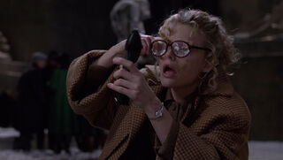 Selina Kyle-Catwoman (played by Michelle Pfeiffer) Batman Returns 07