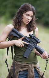 Alisha (The Walking Dead)