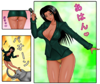 Dolls Growl Runark Comic Moai 3