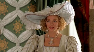 Justine de Winter (played by Kim Cattrall) The Return of the Musketeers 495