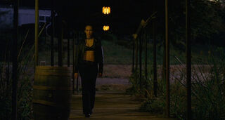 Nadja (played by Marisa Quintanilla) Road House 2 Last Call 01
