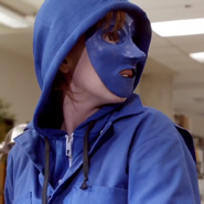Amy Cohen mask