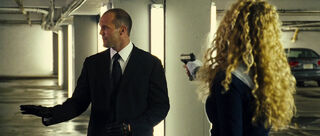 Car Jacking Girl (played by Annalynne McCord) The Transporter 2 25