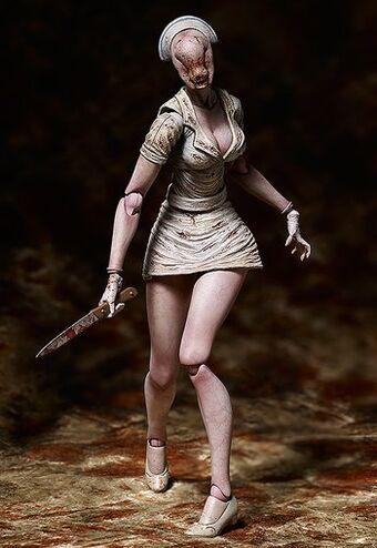 Bubble Head Nurse Silent Hill 2 The Female Villains Wiki Fandom