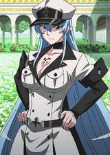 Esdeath (Akame Ga Kill)