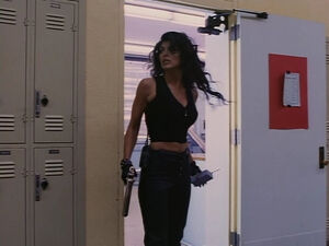 Tanya in Demolition High (played by Melissa Brasselle) 225