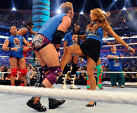 Eve Torres 2 - Wrestlemania 28 1