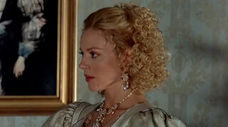 Justine de Winter (played by Kim Cattrall) The Return of the Musketeers 717