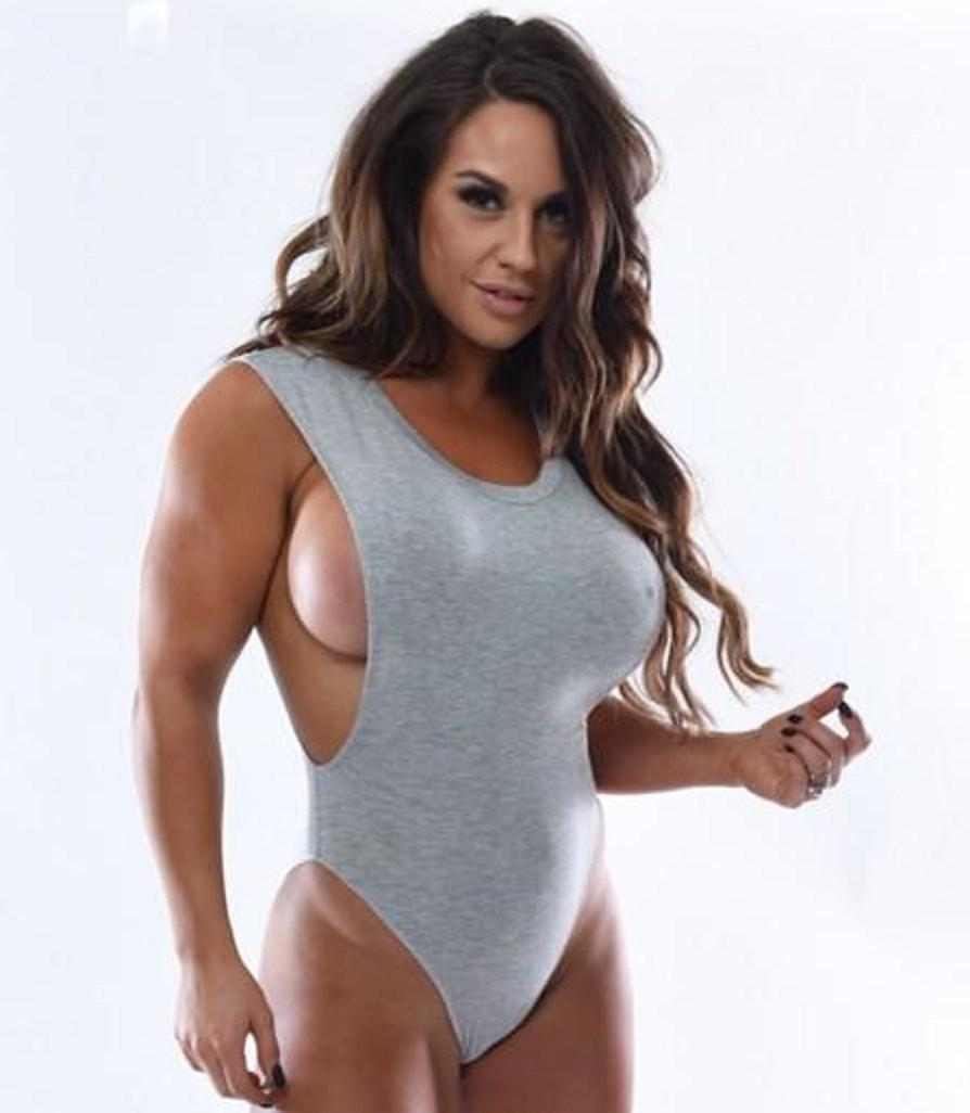 Kaitlyn WWE Nude Photos 93