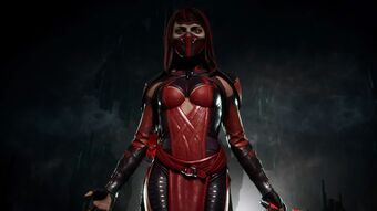 Skarlet Mortal Kombat The Female Villains Wiki Fandom